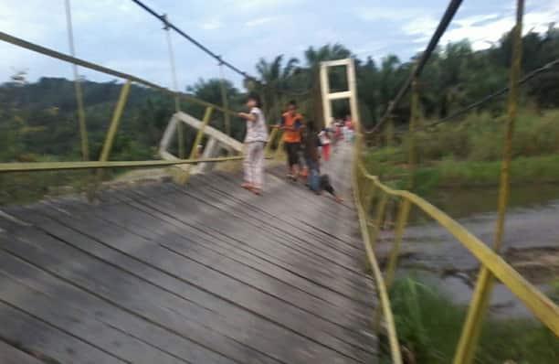 Diduga Asal Jadi, Rambin Sabahotang Rusak Lagi