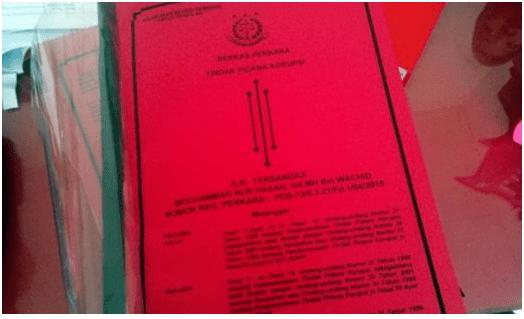 Kejatisu Terima Berkas Tiga Tersangka Dugaan Korupsi RSU Tarutung