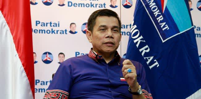 Demokrat Bantah Keras  Tudingan Terima 'Uang Mundur' JR Saragih