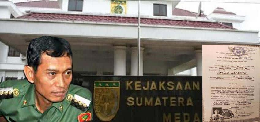 "Dugaan Kasus JR Saragih ""Ditampung"" 5 Jaksa"