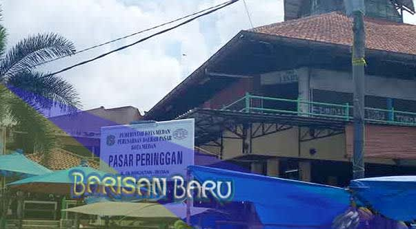 """Pemko Medan Diduga """"Kangkangi"""" Pengelolaan Pasar Pringgan"""