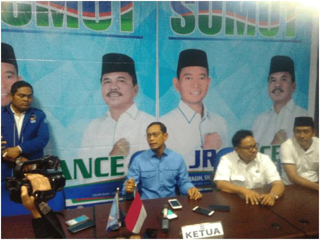 """Jika Tak Akui Legalisasi SKPI, JR Saragih """"Giring"""" Pidanakan KPU"""