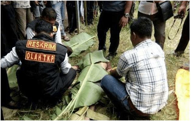 Aiptu Syafii Ditemukan Warga Meninggal di Pinggir Sungai