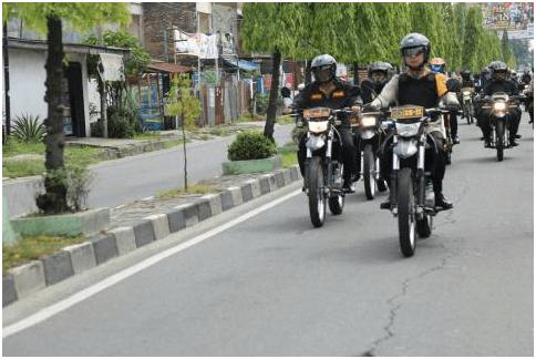 Naik Trail, Pelaku Pungli Disikat Kapolrestabes Medan