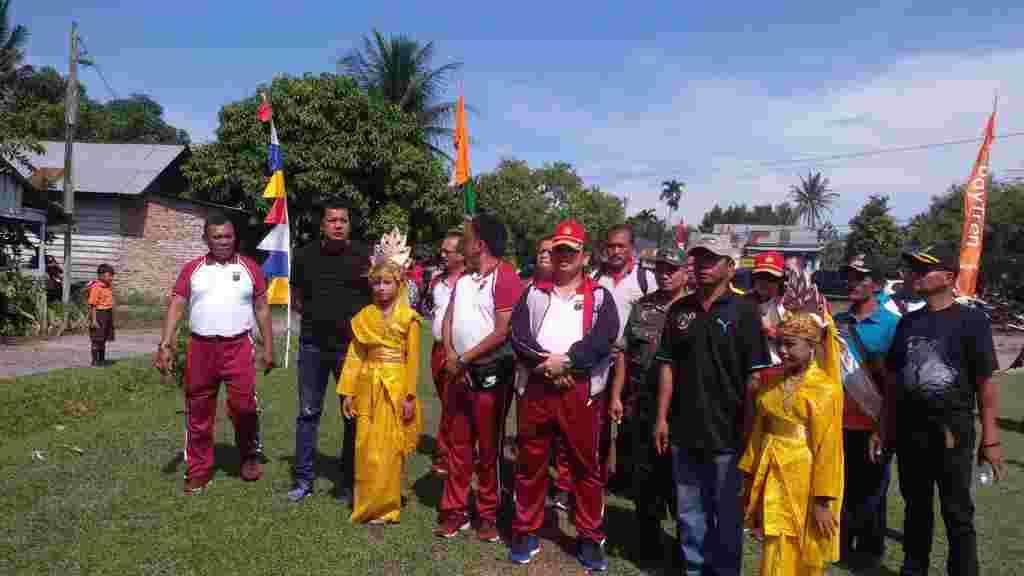 "Turnamen Sepakbola ""Agas Jaya Cup 2018""  Resmi Dibuka"