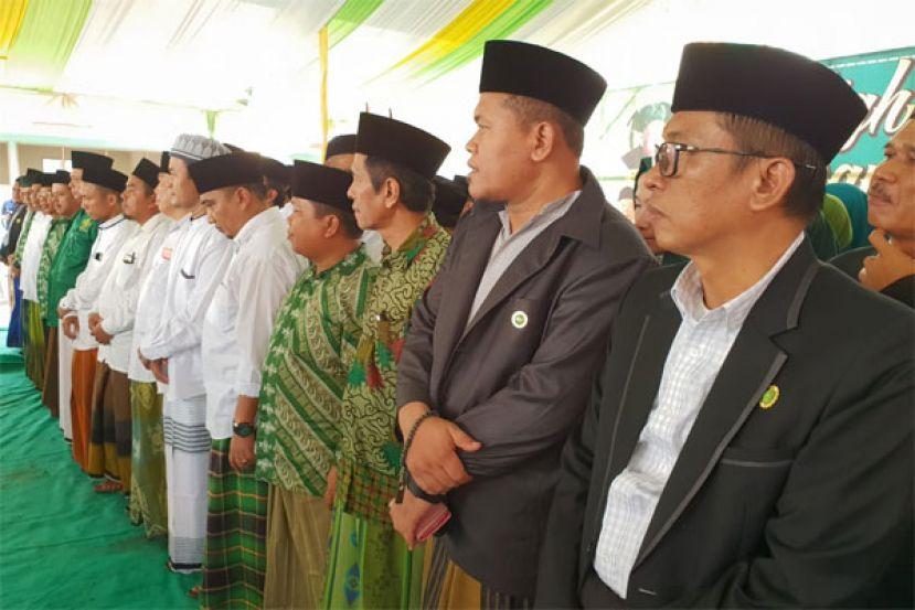 Pengurus Wilayah Nahdlatul Ulama Sumut Periode 2017-2022 Dilantik