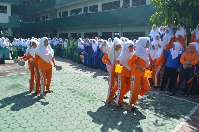 Perguruan Islam Cerdas Murni Gelar Perlombaan
